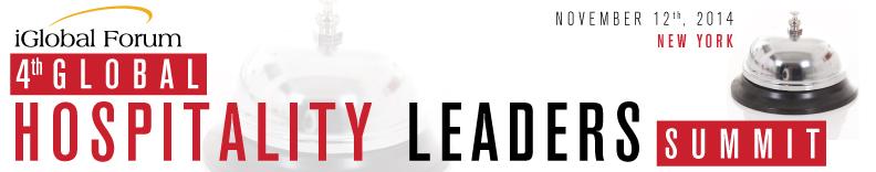 4th Global Hospitality Leaders Summit