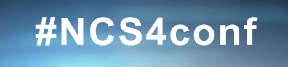 #NCS4conf