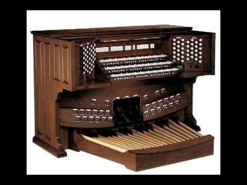 Rodgers Organ AGO