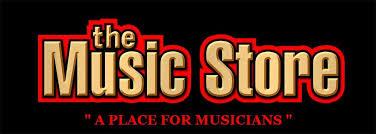 music store ago