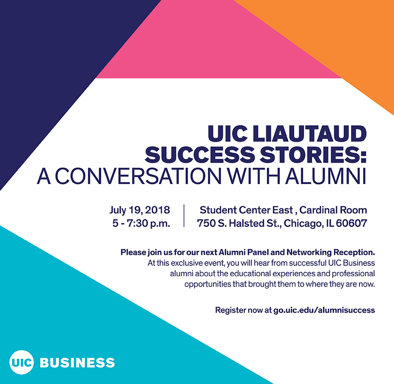 Liautaud Alumni Success Stories Panel