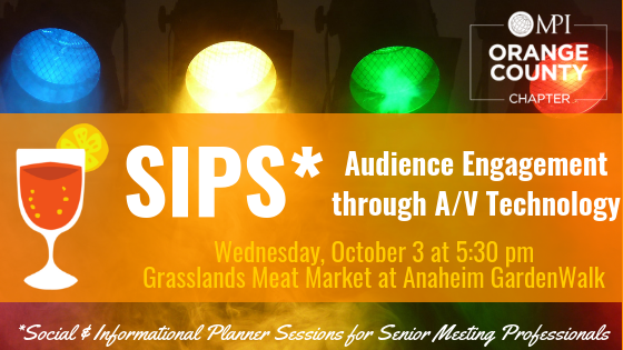 SIPS Program: Audience Engagement & Saving Money on Audiovisual @ Grasslands Meat Market | BBQ & Churrasco