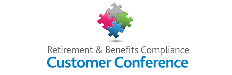 Retirement and Benefits Customer Conference 2013