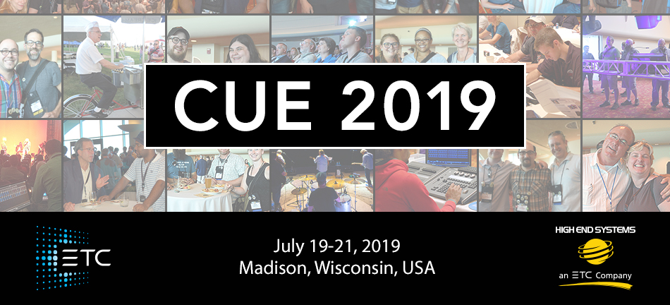 CUE Conference 2019