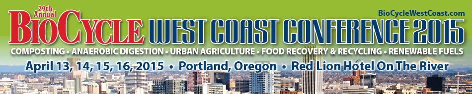 BioCycle West Coast Conference 2015