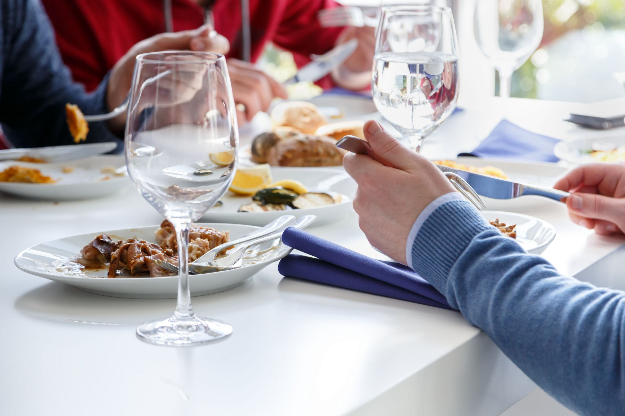 LL: Dinner with Faculty: Spring 2020
