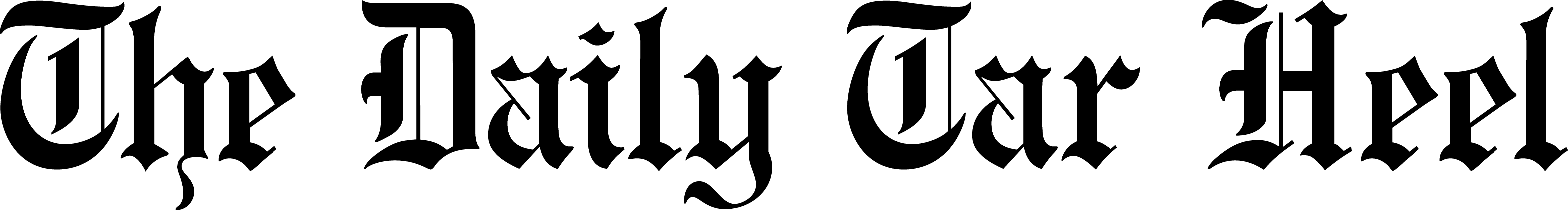 The Daily Tar Heel Masthead Logo