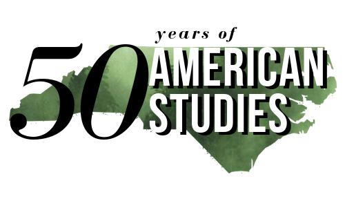 American Studies 50th Anniversary