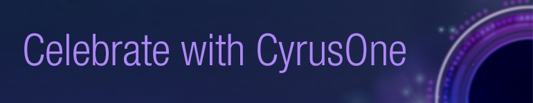 CyrusOne Sterling V Grand Opening