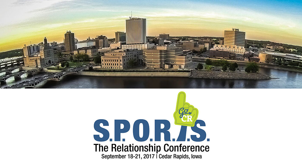 S.P.O.R.T.S. 2017 - The Relationship Conference