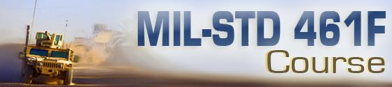 Class 13843 MIL-STD-461F Course