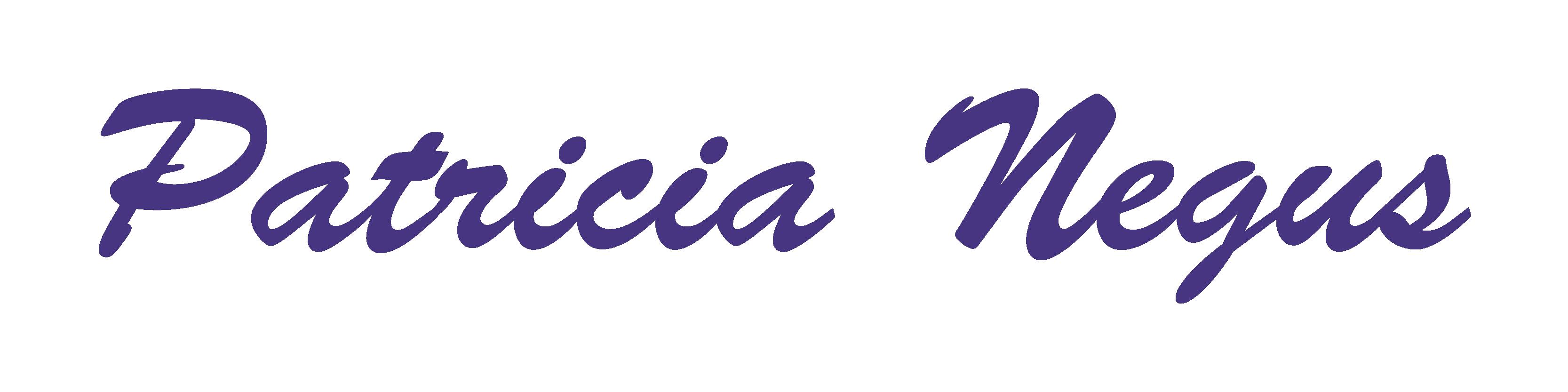Patricia Negus Signature