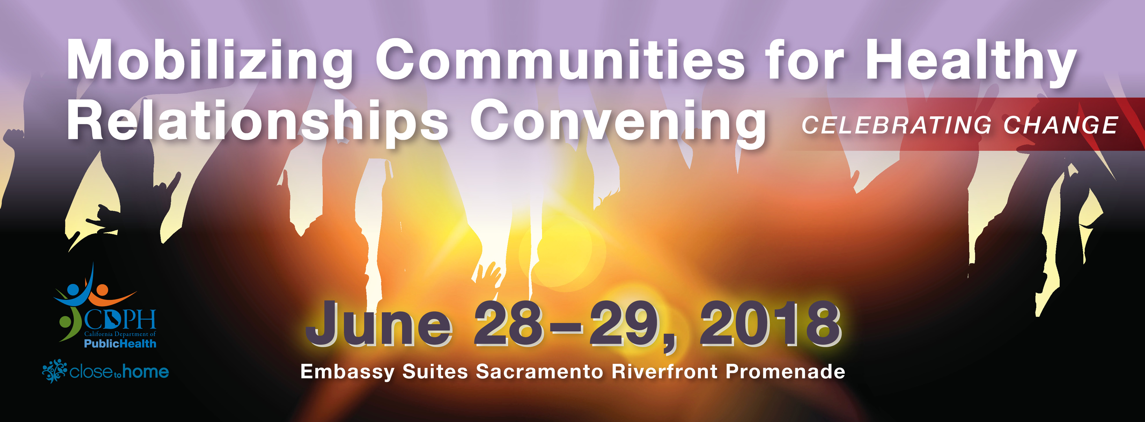 2018 Mobilizing Communities for Healthy Relationships Convening