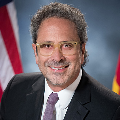 Assemblymember Richard Bloom
