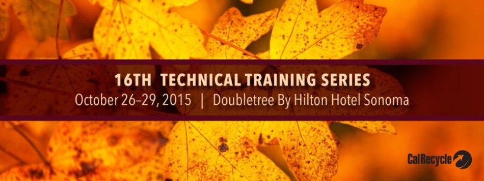 16th Technical Training Series