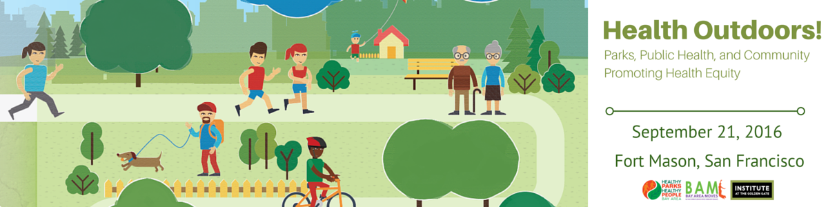 Health Outdoors! banner