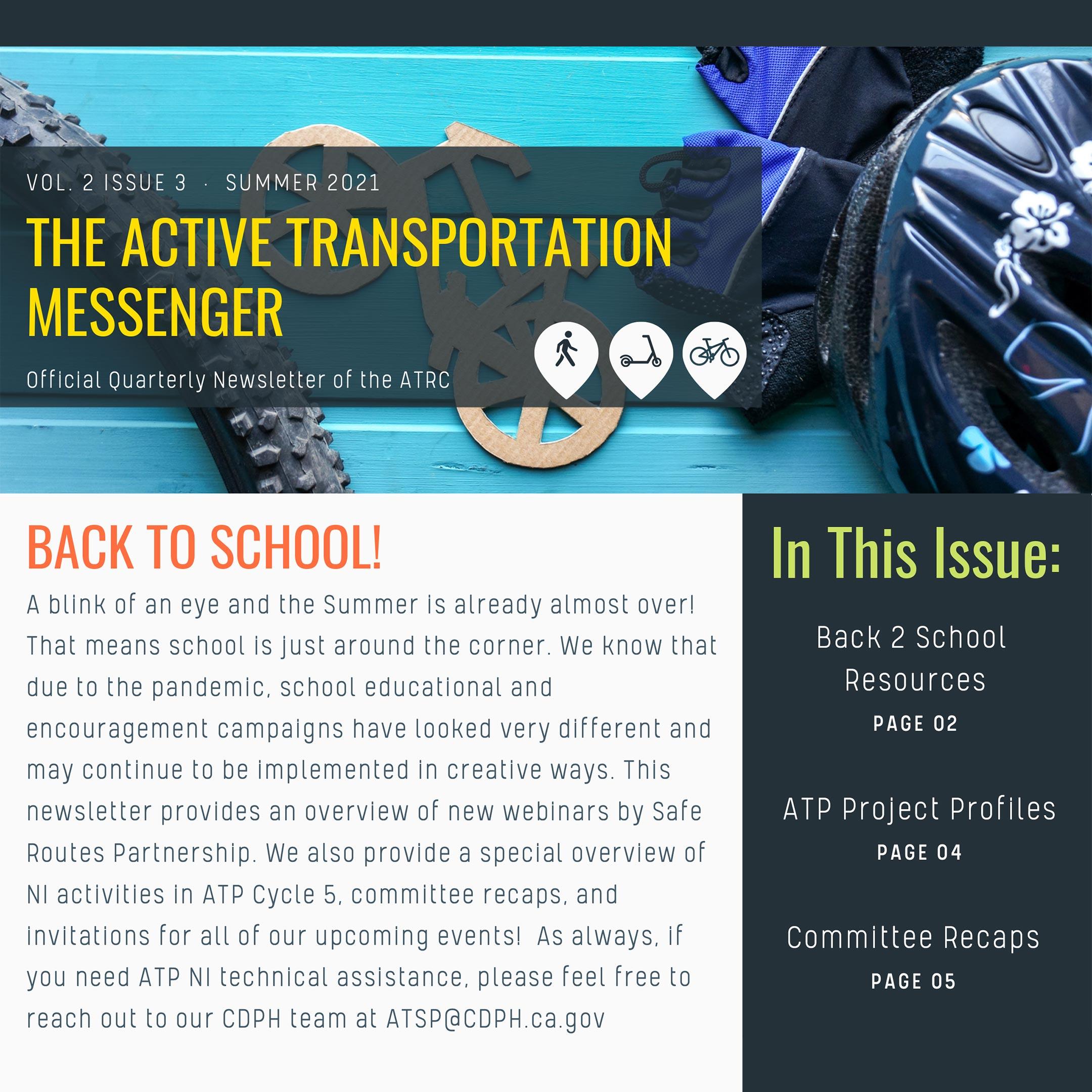 ATRC Newsletter