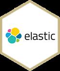 elastic web logo