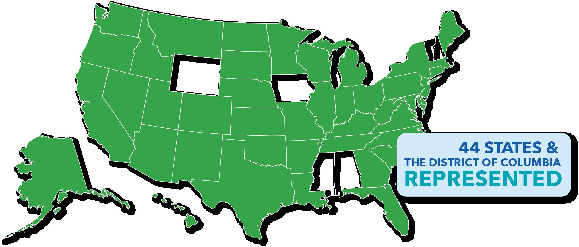USMap-StateRepresented