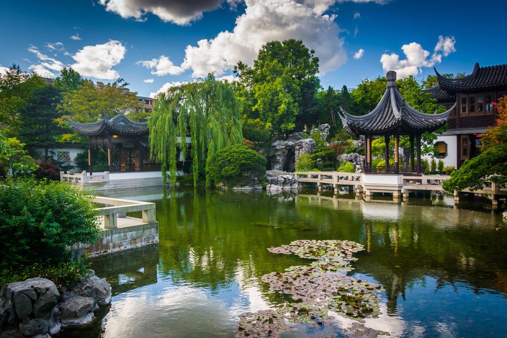 Chinese Gardens 3