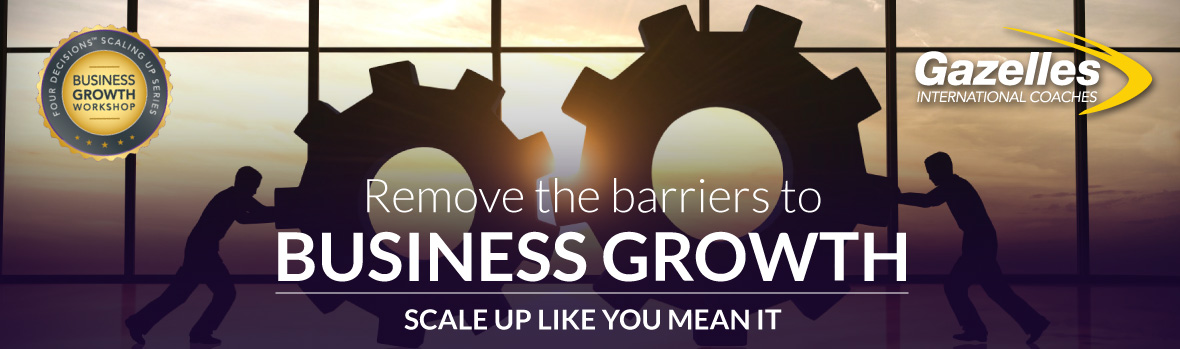 Scaling Up Business Growth Workshop - NY Metro