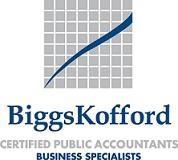 BiggsKofford Logo - 80