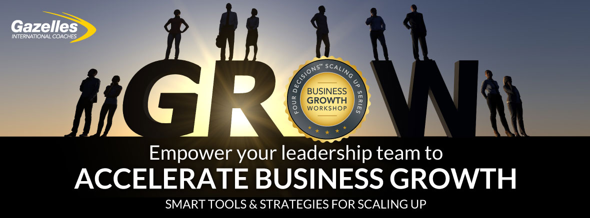 Scaling Up Business Growth Workshop-Phoenix