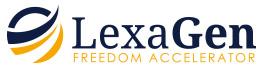 LexaGen logo