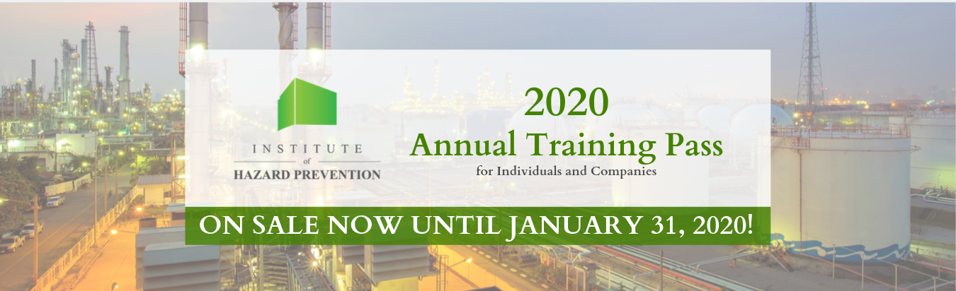The 2020 Annual Training Pass promotion has ended - please contact Dave Belyea, dbelyea@acm.ca or 403-264-9637 ext. 134 for more information.