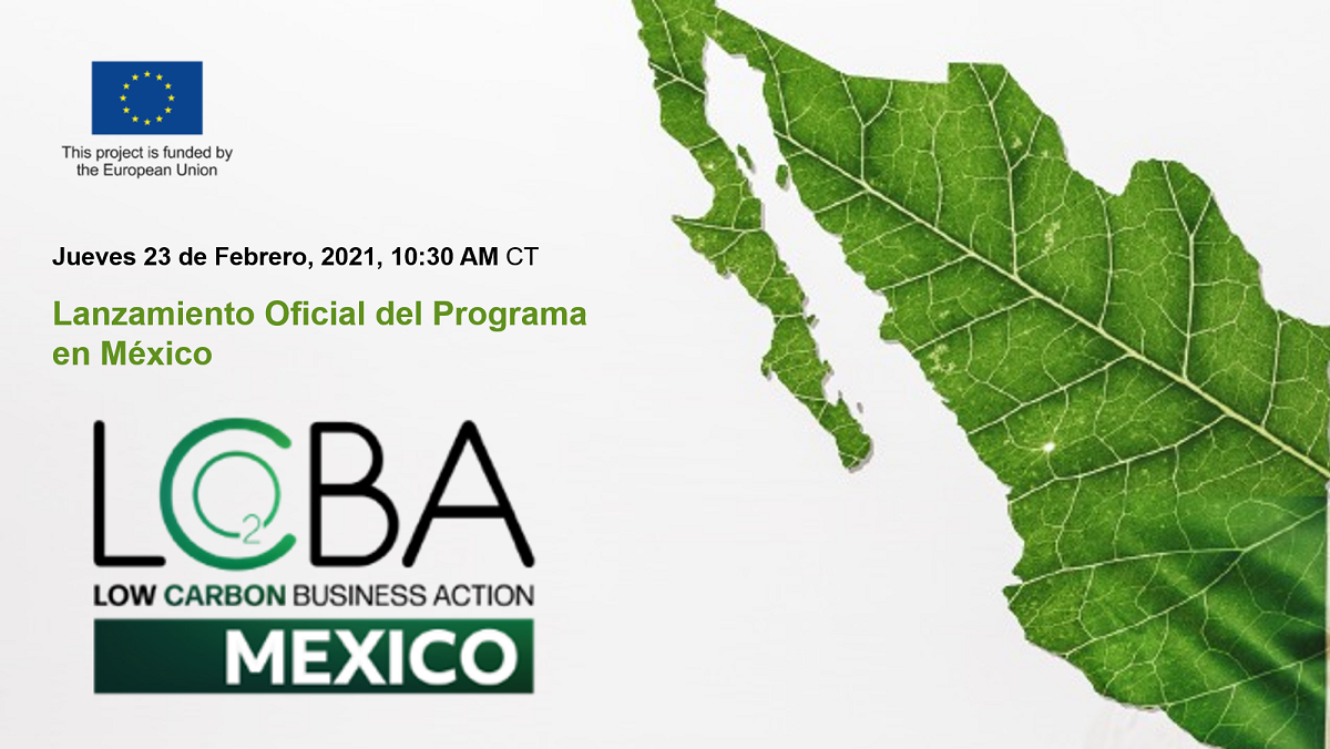Webinar - Lanzamiento Low Carbon Business Action en México