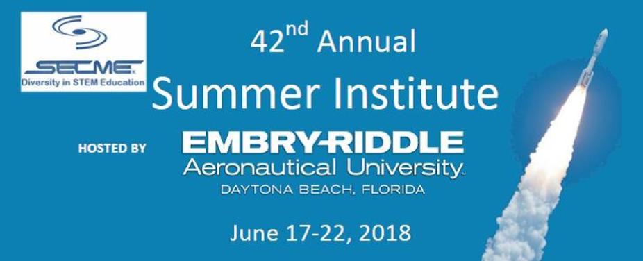 2018 SECME Summer Institute