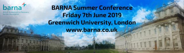 BARNA Summer Conference 2019