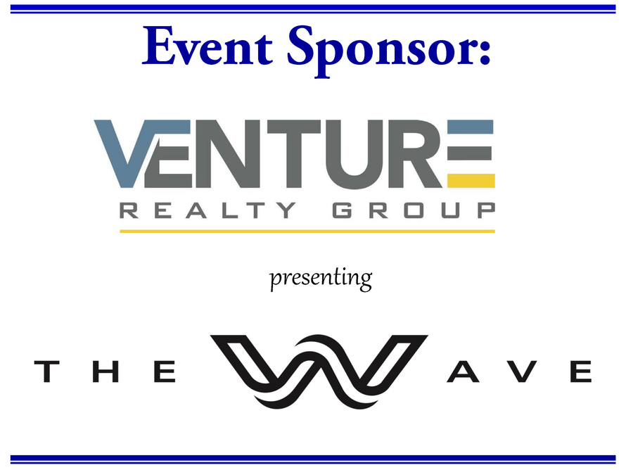 Event Sponsors Venture Realty Group 7.12.18