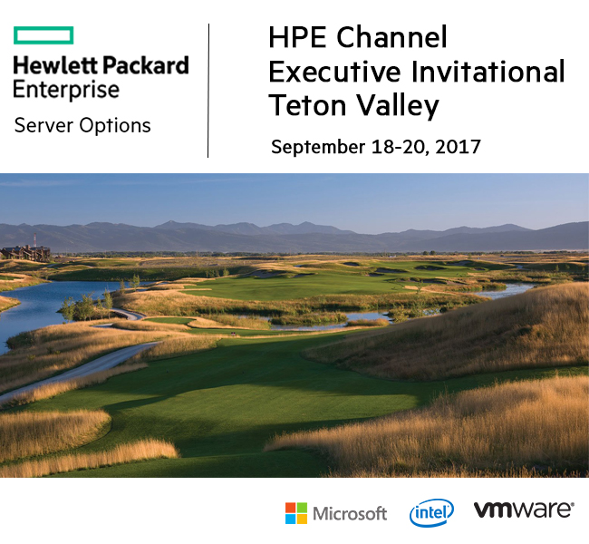 HPE Channel Executive Invitational