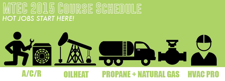 MTEC 2015 Propane + Natural Gas Classes