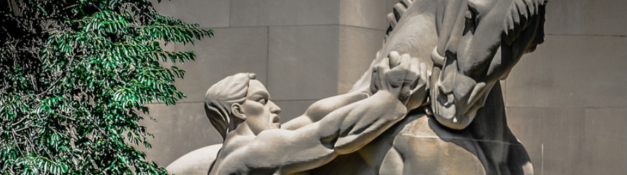 FTC Statue