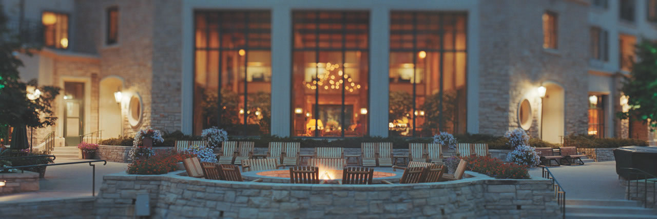 Park-Hyatt-Beaver-Creek-Resort-and-Spa-Firepit