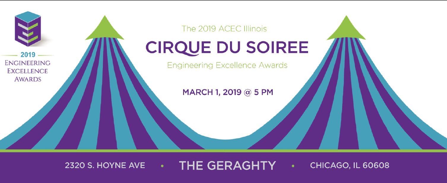 2019 ACEC IL EEA Cirque du Soiree