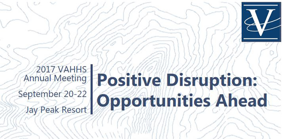Positive Disruption:  Opportunities Ahead