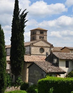 Benedictine Abbey of Farfa