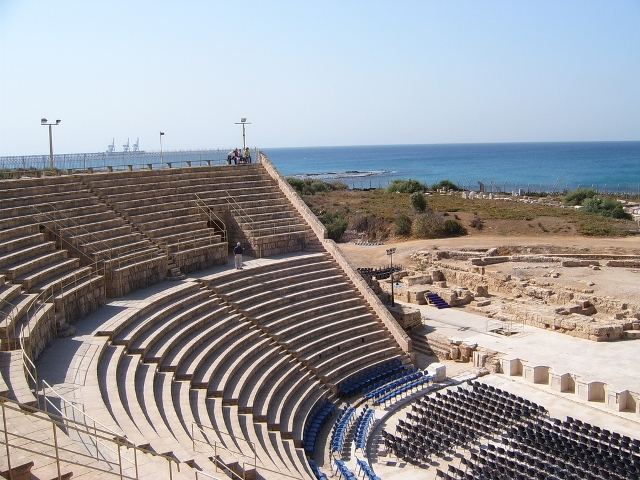 Caesarea Theater