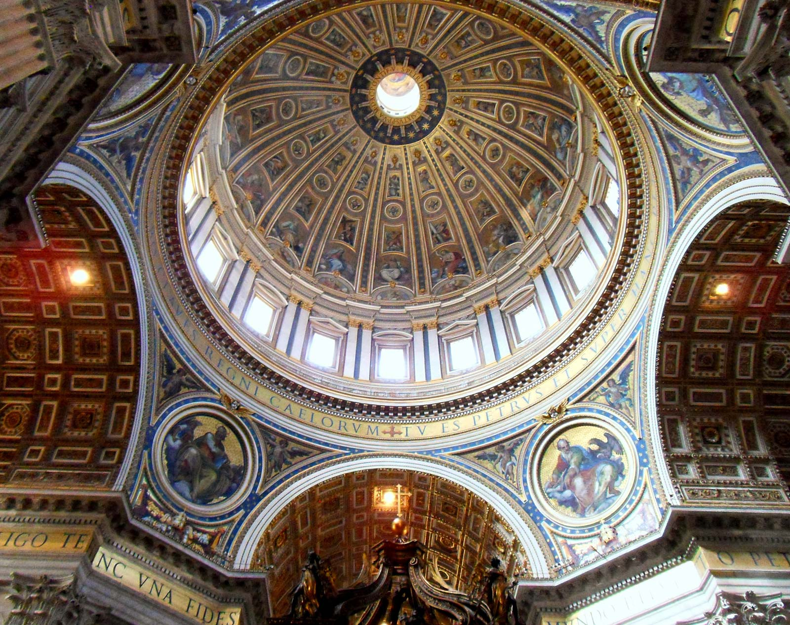 St. Peter's Basilica Dome