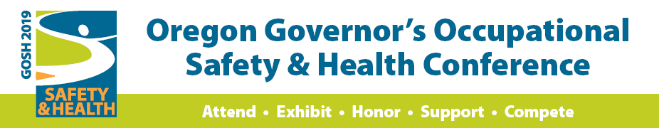 2019 Oregon GOSH Exhibits & Sponsors