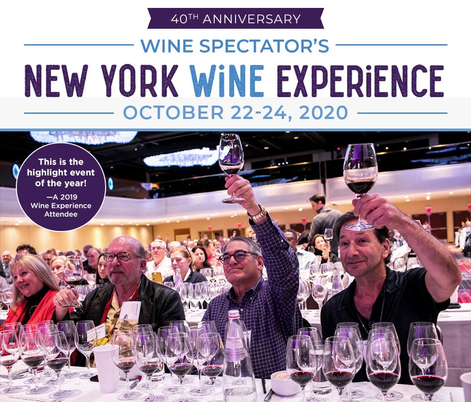 2020 New York Wine Experience