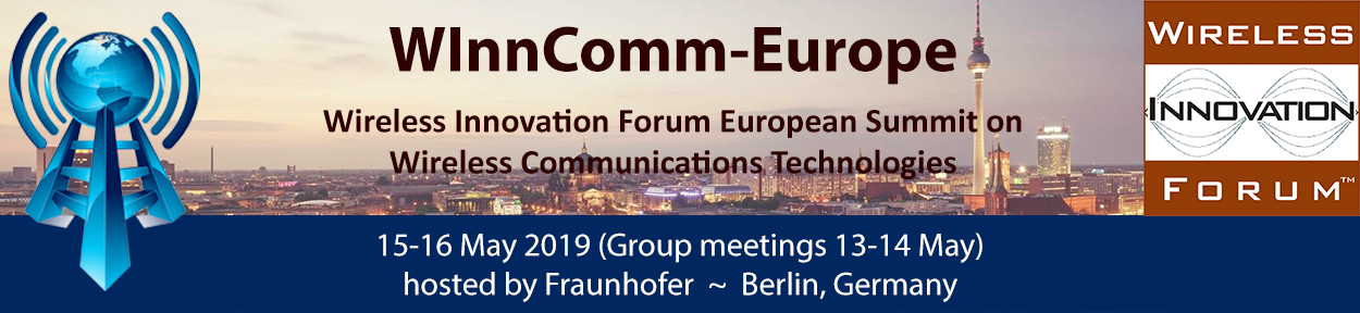2019 WInnComm-Europe Technical Exchange Meetings