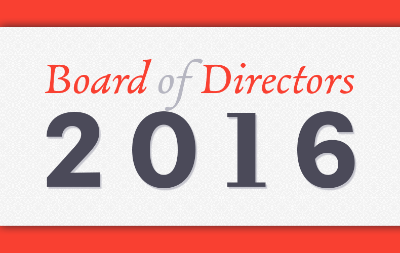 2016 AIACC Board of Directors Annual Meeting