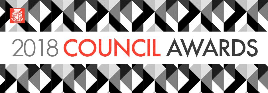 2018 Council Awards