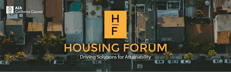 2019 Housing Forum