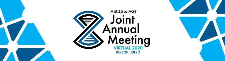 2020 Joint Annual Meeting