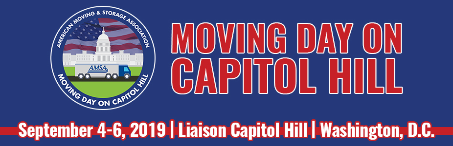 2019 Moving Day on Capitol Hill